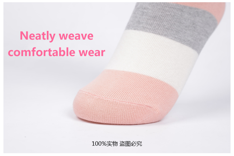 Hot sale!1lot=10pcs=5pair cotton socks cute polka dot women socks soft candy invisible short socks hosiery female Wholesale 8