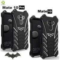 R Just Batman Design Metal Aluminum Alloy Bumper Armor Hard Case For Huawei Mate 10 Mate