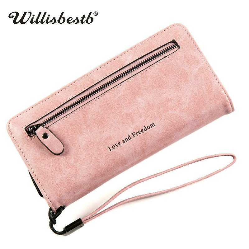 New Luxury Ladies Purses Female Brand Wallets Women Long Zipper Purse Woman Wallet Leather Card Holder Clutch Feminina Carteira double zipper men clutch bags high quality pu leather wallet man new brand wallets male long wallets purses carteira masculina