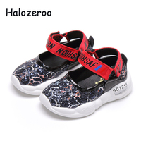 Autumn Kids Casual Sneakers Children Mesh Sport Sneakers Baby Girls Glitter Shoes Toddler Boys Sequin Chunky Sneakers Trainer