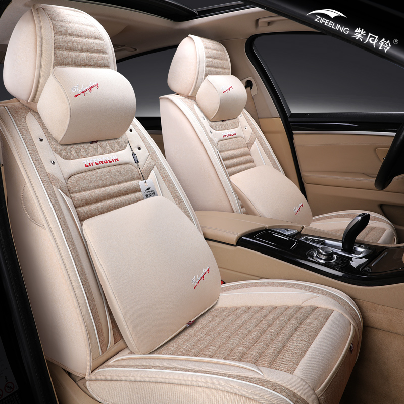New Sport Customization Car Seat Cover General Cushion Car pad Car Styling For BMW Audi Honda