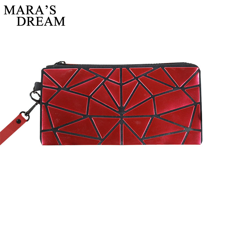 Mara' s Dream Fashion Women Wallets Long Clutch Thin Wallet Female Coin Purse Phone Holder Hand Bags Womens Wallets And Purses stock promotion genuine leather wallet female purse long coin purses holder ladies wallet hasp fashion womens wallets and purses