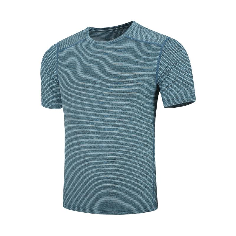 Lisyee 2018 Big Size men Sports Outdoors Comfortable Breathable Quick drying Short-sleeved Polo T shirt For men Short Sleeved