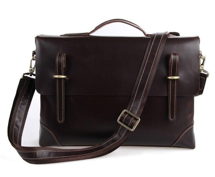 JMD Ретро Crazy Horse кожа Для Мужчин's Сумки Многофункциональный Портфели сумка для ноутбука 7228Q