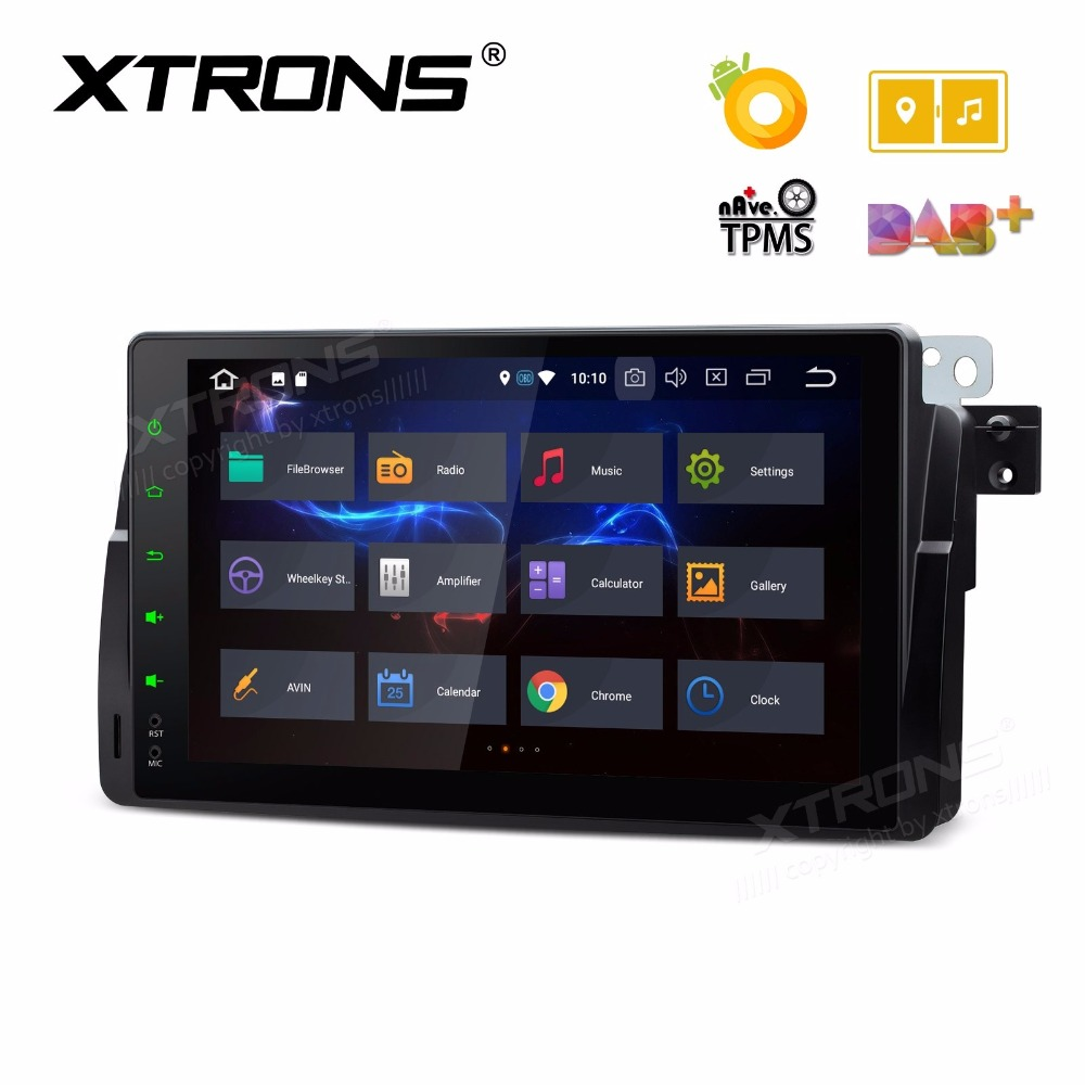 xtrons 9 39 39 radio android 8 0 octa core car dvd player gps. Black Bedroom Furniture Sets. Home Design Ideas
