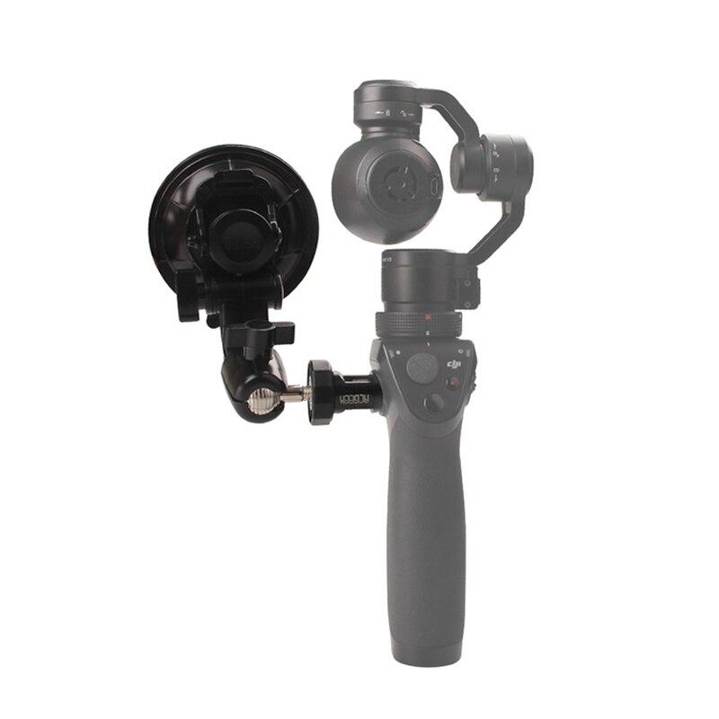 DJI Osmo+ Mobile Car Auto Sucker Bracket OSMO Mount Holder for Drone DJI Accessories DJI Osmo Mobile Handheld Gimbal Stabilizer 3