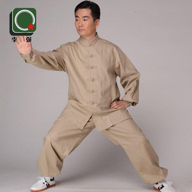 Тай-чи одежда белье хлопок женщины Тайцзицюань одежда Ушу костюм для мужчин и женщин Кунг-Фу Униформа
