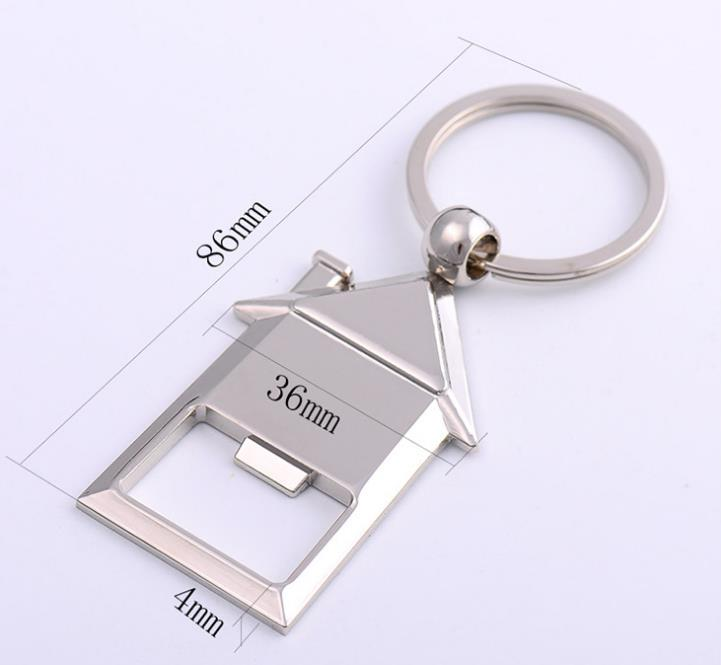 100Pcs Personalized Wedding Gifts Souvenirs Bottle Opener/Keychain Favor Customized Wedding Shower Gifts For Guests Engrave Logo