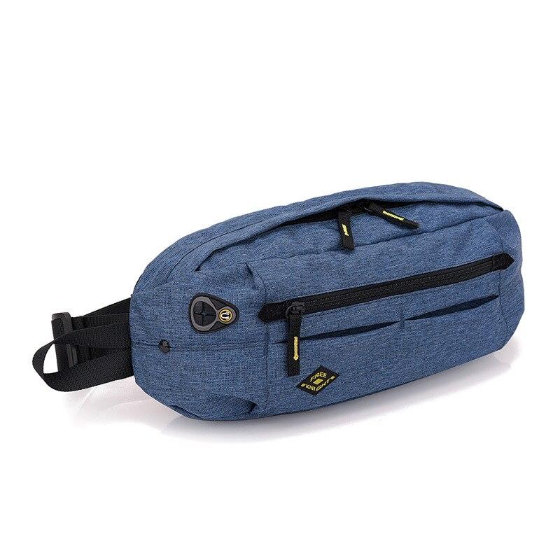 Free Knight 2018 Outdoor Trail Running Waist Belt Bag Sport Gym Bag Pack Accessories Phone Bags Packs For Fitness Run Waterproof