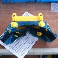 Fábrica Solar auto darke sombreado soldador máscara de ojos ojos casco gafas gafas/soldador de ARCO TIG MIG MMA soldadura máquina
