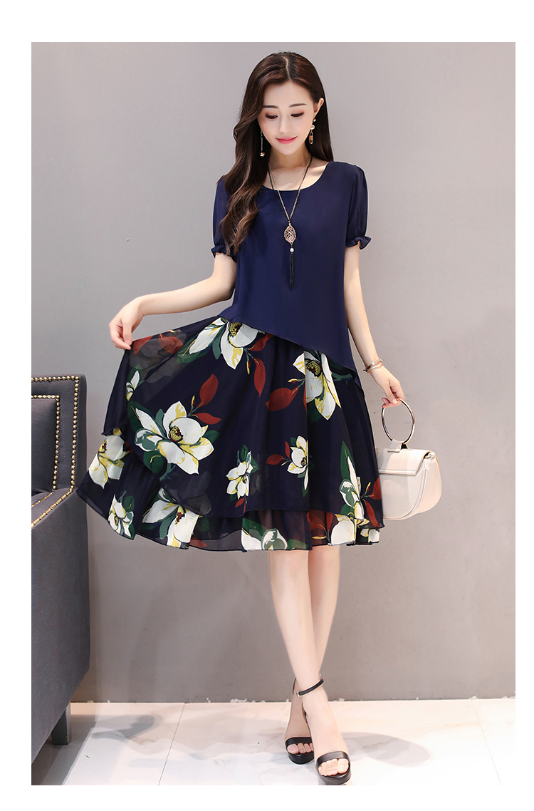 367bb23a847 HTB1AR1pn3LD8KJjSszeq6yGRpXaY - Dresses Of The Big Sizes Women Clothing  2019 New Spring Summer Style korean Vestidos