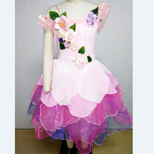 Waltz Of The Flowers Ballets Cinderella Dresses Nutcracker Fairy