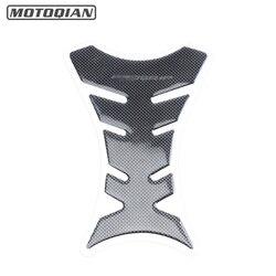 Универсальный 3D карбоновый бак для мотоцикла протектор Наклейка рыбья кость Стиль Мотоцикл масляный бак наклейка s для Kawasaki Ducati