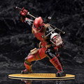 Deadpool Рисунок Уэйд Уилсон ARTFX + X-MEN X-MEN Оружие Икс ГРАЖДАНСКАЯ ВОЙНА Железный Человек Росомаха ПВХ Фигурку Ограниченной Модели коллекция