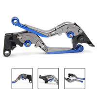 Motorcycle Adjustable Folding Extendable Brake Clutch Levers Motorbike Brake For Yamaha MT03 MT25 MT 03 MT