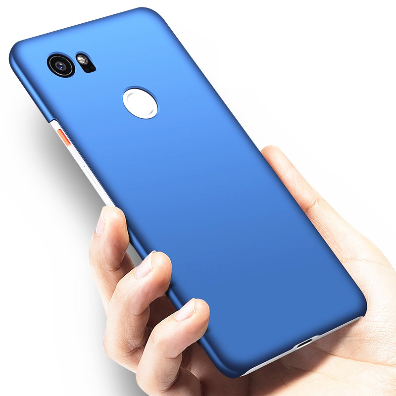 Slim Protection Google Pixel 3 XL 2 2 XL Hard PC Phone Cover For Google Pixel XL Case Shell