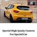 Câmera do carro Para Renault Clio III/IV 3 4/Lutecia alta Qualidade Rear View Camera Back Up Amigos Usam | CCD + RCA