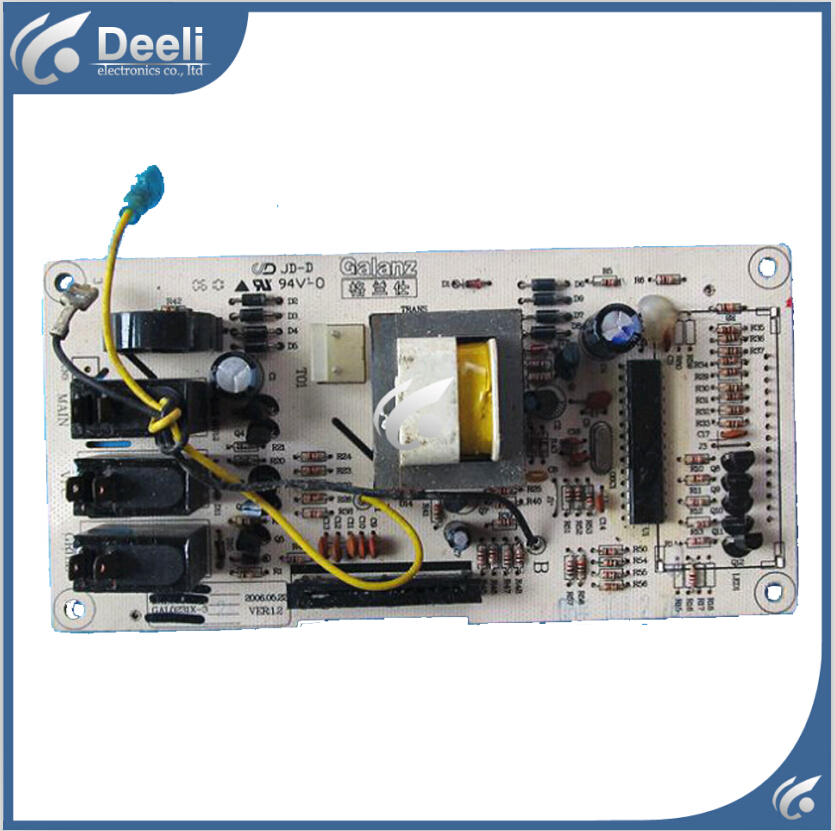 950% new for Microwave Oven GAL0231X-3 computer board D8023CTL-K4 K3 mainboard microwave oven parts used quality computer control board egxcca4 01 k egxcca4 06 k emxccbe 06 k