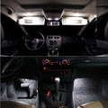 Canbus  Footwell  Trunk light For Volkswagen VW Passat B6 LED Interior Dome Map Light Kit Package 2006 To 2010 11pcs per set