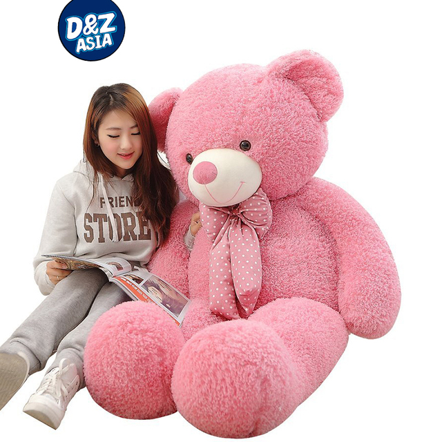 candy color giant teddy bear plush toy large bear teddy childrens toys birthday gift valentines day - Giant Teddy Bears For Valentines Day