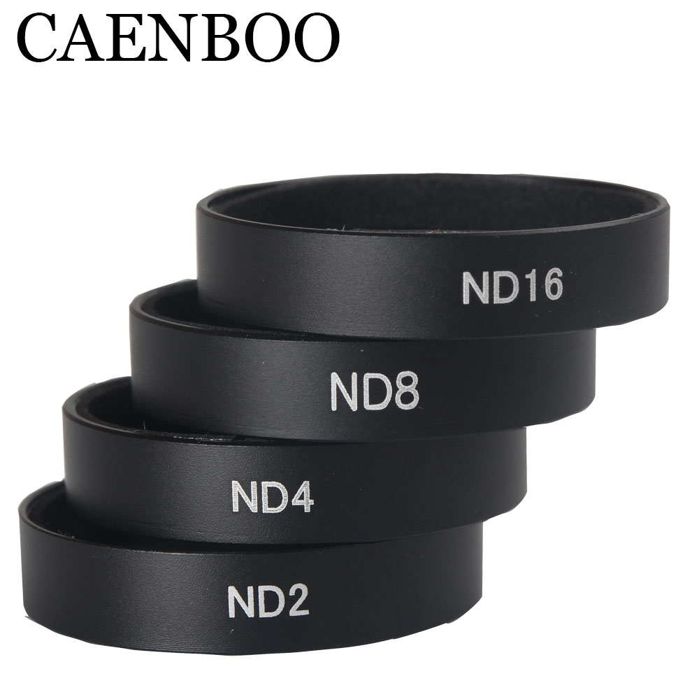 CAENBOO Lens Filter Protector ND 2 4 8 16 Filter Drone Accessories For DJI Phantom 3 Advanced/Standard/Professional Pro/SE 4 стоимость