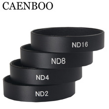 CAENBOO Lens Filter Protector ND 2 4 8 16 Filter Drone Accessories For DJI Phantom 3 Advanced/Standard/Professional Pro/SE 4