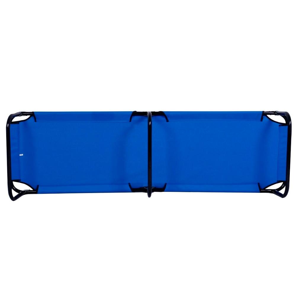 Golpus RU 189*56*30 cm cama plegable cubierta al aire libre camping ...