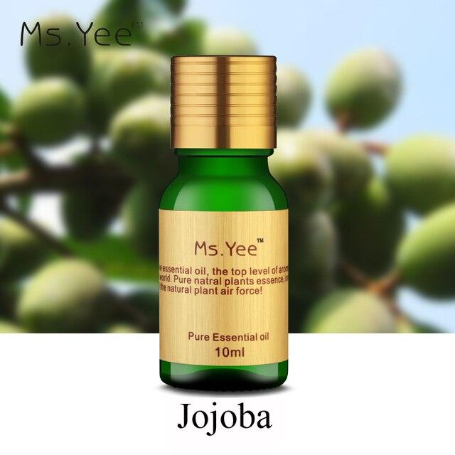 Pure Jojoba Oil for Hair Face Nails Breast& Sensitive Dry Skin Care ...