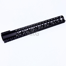 12AR Free Float Handguard Keymod Barrel Nut 223 Hunting free shipping