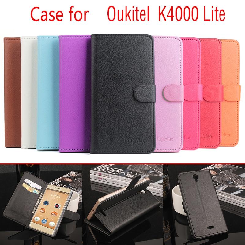 Case for Oukitel K4000 lite Luxury Flip Wallet Leather Case for Oukitel K6000 Plus C3 C4 U8 U7 U2 K10000 U15 Pro Phone Bag Case