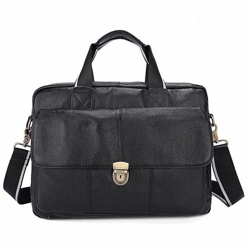 Men's Satchel Handbag Shoulder Bags For Men Cross Body Bag 14' Laptop Bag Briefcase For Men Business Messenger Bags