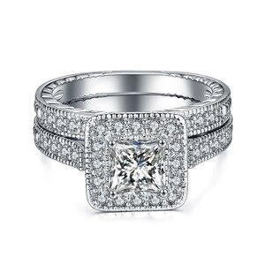 2020 Ограниченная серия, Новое поступление, красивое высококачественное двойное кольцо, оригинальные кристаллы от Swarovskis, ювелирные украшени...