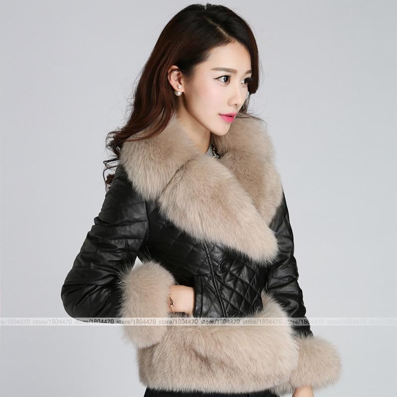 Aliexpress.com : Buy Autumn Winter Coats Women Faux Fur Coats Fox
