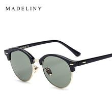 Classic Fashion Cat Eye Sunglasses Women Brand Designer Small Round Fashion Sunglasses Men Women Sun glasses oculos de sol F118