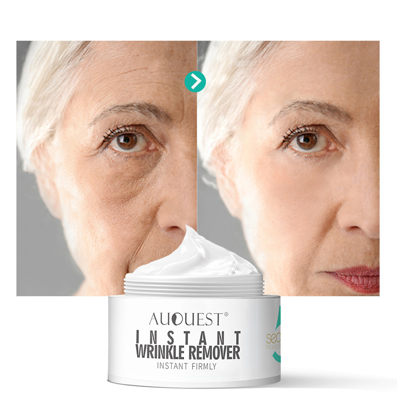 AuQuest 20g Beauty Face Cream 5 Seconds Wrinkle Remover Anti Aging Moisturizer Instant Firming Facial Skin Care Product 1