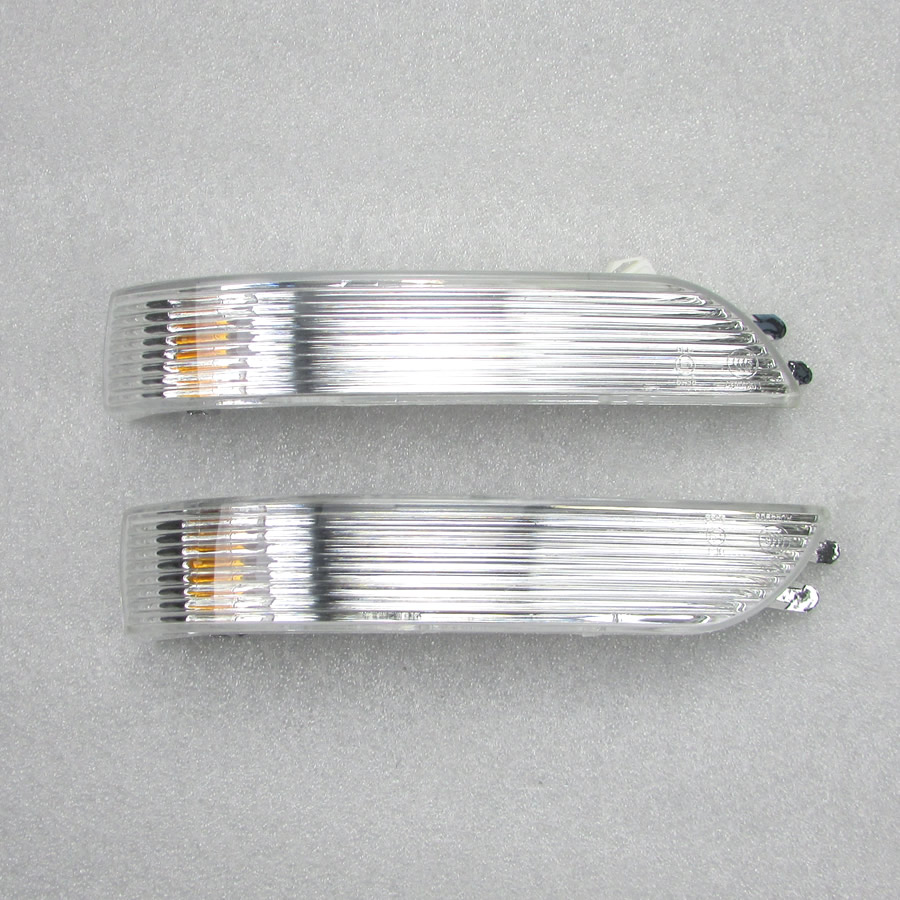 rearview mirror shell irror turn signal mirror small lamp shade for Great Wall Hover Haval H5 H3 original left and right 2PCS