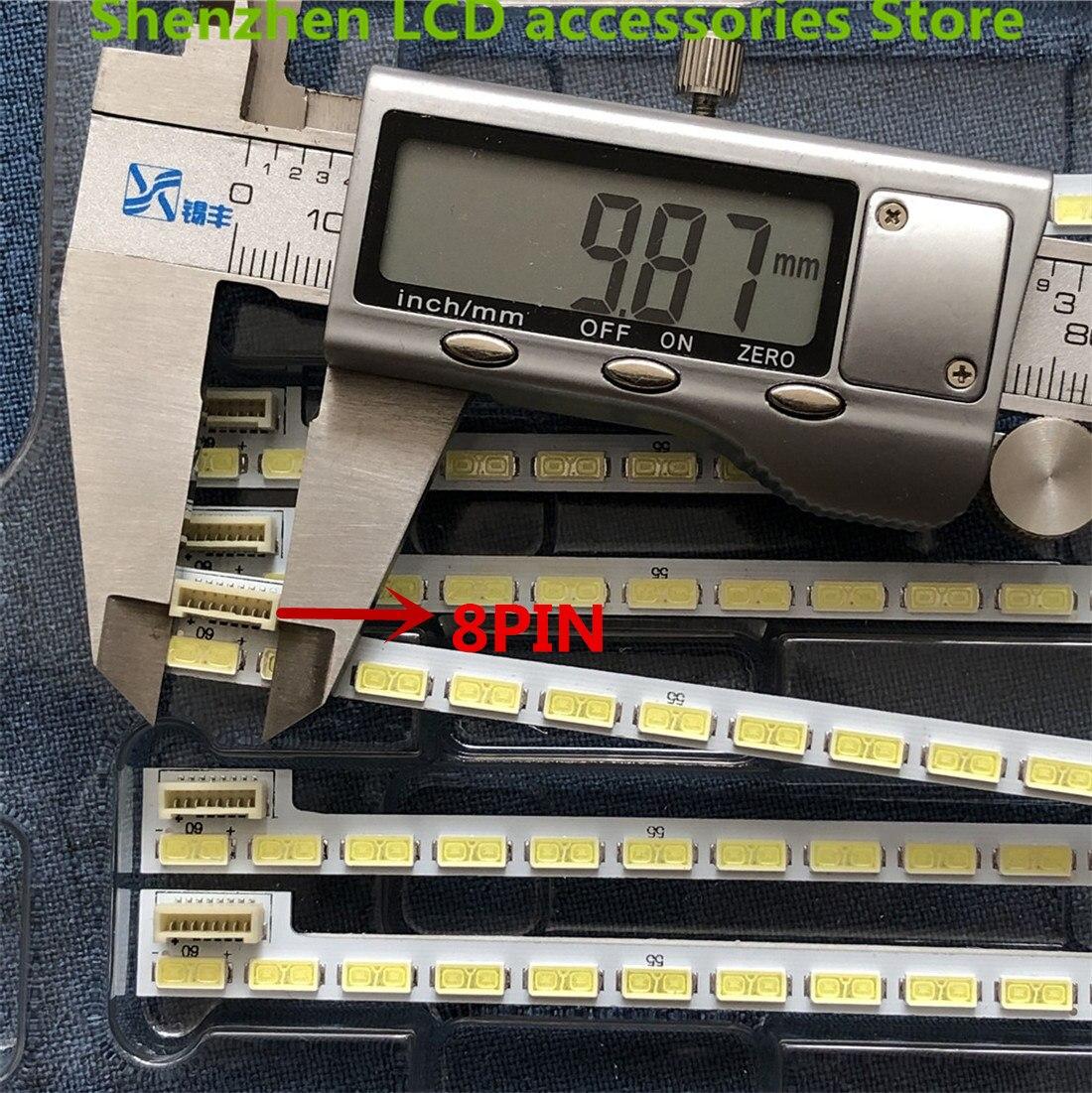 For LG Innotek 42Inch 7030PKG 60ea LCD Backlight  74.42T23.001-2-DS1 60LED 525MM 100%NEW
