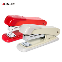 Metal Safe Stapler Manual Stapler 24/6 Staples Paper Book Clip Binding Binder Office Paper Binding Stationery Student Gift H215 1 pcs office staple free stapleless stapler home paper binding binder paperclip new drop ship