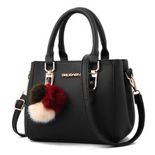 купить 2019 Women Handbag Shoulder Bag Messenger Hobo Tote Leather Ladies Purse Satchel Top Handle Bags дешево
