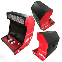14 inch mini arcade table game machine fighting frame home