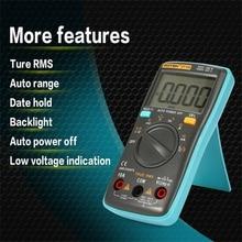 ZT102 Neue Digital-Multimeter Multimetro esr Transistor Tester Digitale RM Mastech uni multi Meter 102/101 t Meter Sanwa