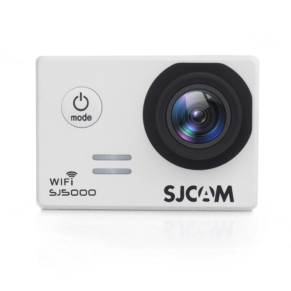 Stock russie! SJCAM SJ5000 & SJ5000X WiFi Ultra HD 4 K caméra d'action 30 m étanche casque Sport caméra aller extrême Pro Cam Mini DV - 3