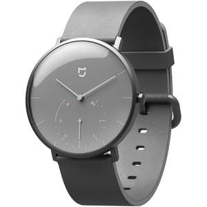 Image 3 - Original Xiaomi Mijia Waterproof Quartz Watch Smart Band Pedometer Automatic Calibration time Vibrate reminder Stainless Cover