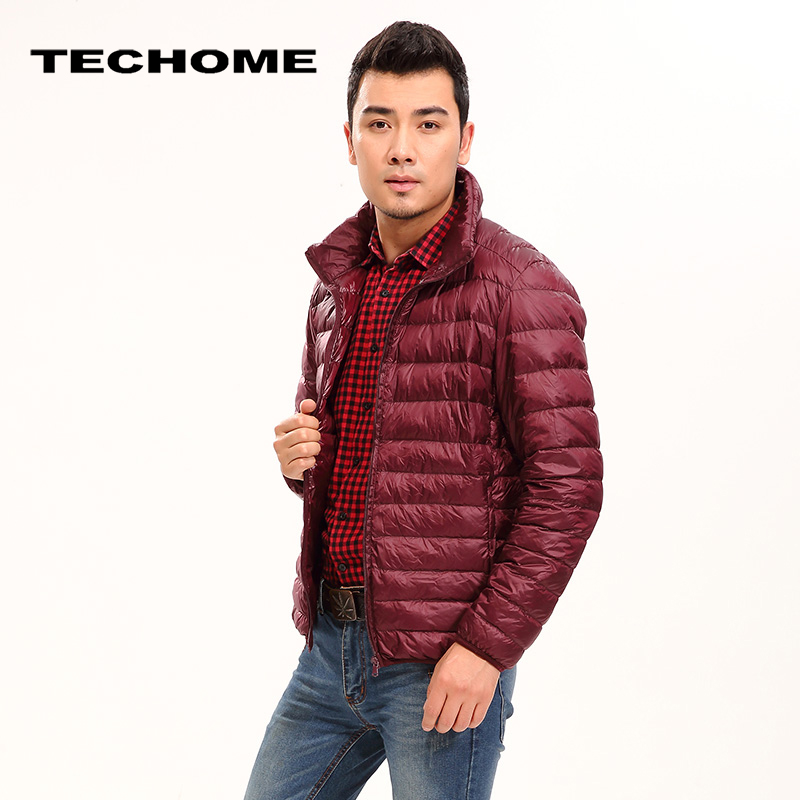 Clothing Jackets Coats Duck Outdoors Winter Parka Breathable 3XL Brand Autumn Solid Chaqueta
