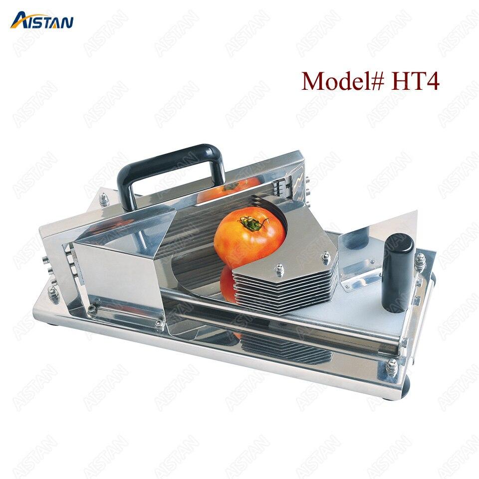 HT4/HT5.5 stainless steel manual vegetable tomato cutter fruit slicer for kitchen appliance 1