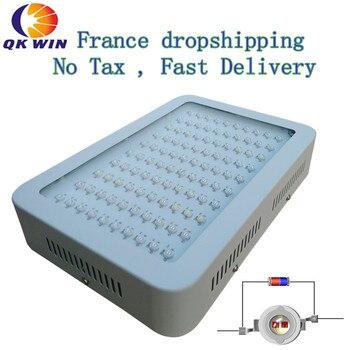 Rassia וצרפת במלאי 1000 W LED לגדול אור 100x10 W עם כפול שבב 10 W שבב נוריות ספקטרום מלא LED לגדול אור