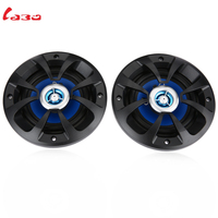 LABO Paired 80W LB PP2402T 4 Inch Car Coaxial Speaker Vehicle Door Auto Audio Music Stereo Full Range Frequency Loudspeaker