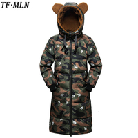 3f76a1ca83 Fashion Winter Jacket Women Parka Thick Long Coats With Hooded Ladies  Jackets Female Parkas Outerwears Coat