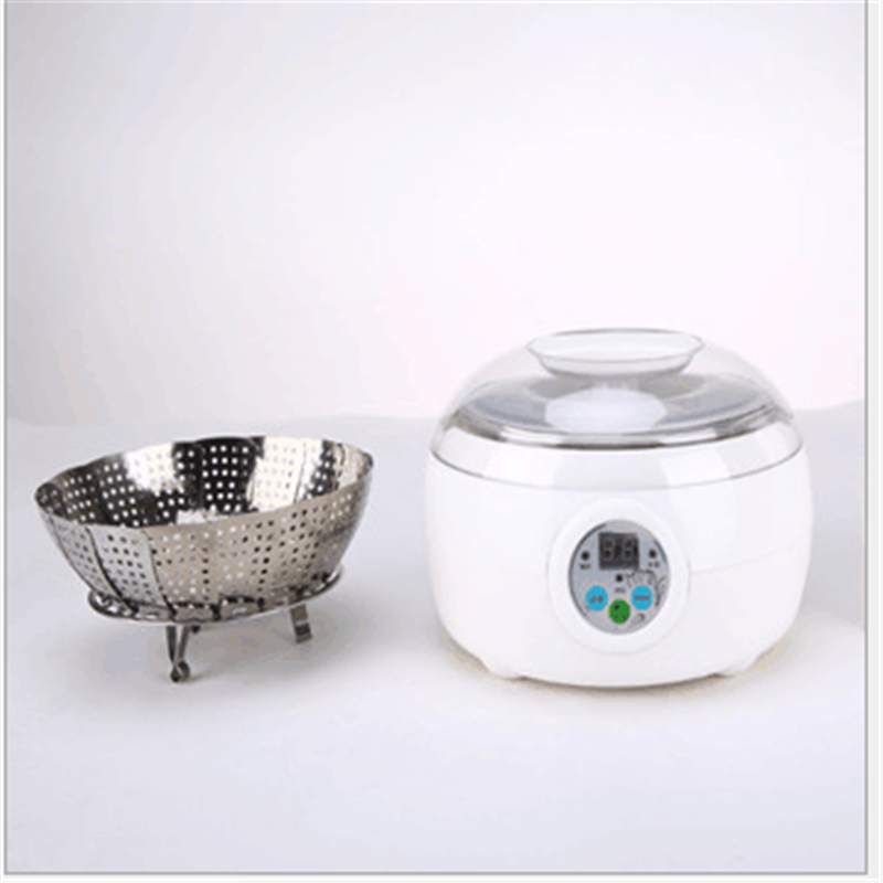 220V Multifunctional Electric Automatic Machine Natto/Yogurt/Rice Wine Maker DIY Yogurt For Household Breakfast natto yogurt makers household fully automatic yogurt machine with glass liner timing rice wine machine 4 sub cup green