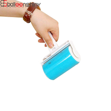 BalleenShiny 1 pc Washable Hair Sticky For Wool Dust Catcher Carpet Sheets Sucking Clothes Sticky Cleaner Dust Drum
